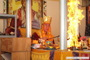 2012 Golden Mother Fire Ceremony